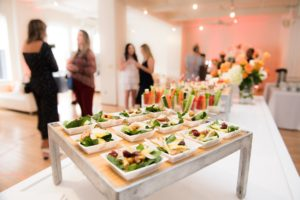 casual catering services