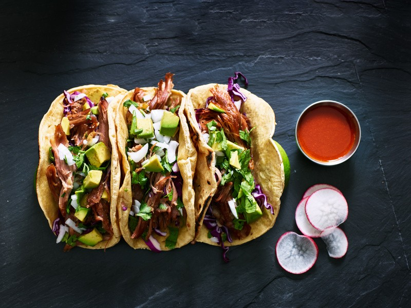 Entertainment Mantra: There's No Party Like A Taco Party
