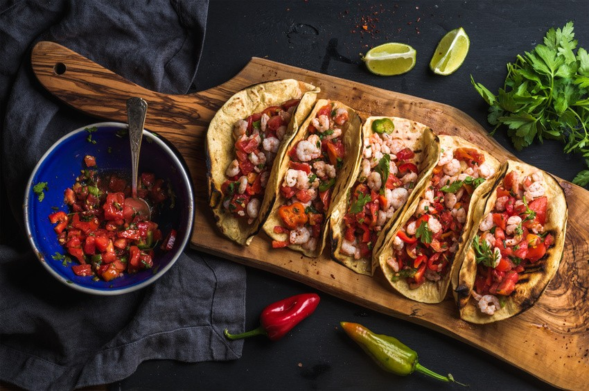 Tricky Dining Situations A Taco Bar Can Solve