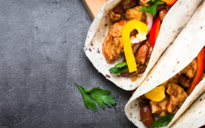 A Taco Party: Spicy and Fun